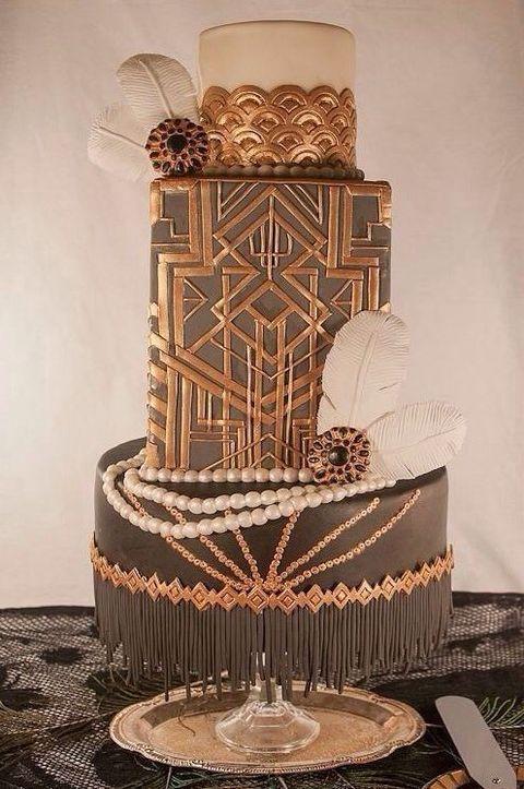 Das Art Deco oder Great Gatsby Hochzeitsthema ist vielleicht einer meiner Favoriten, weil es   – Mama 50 gatsby Party