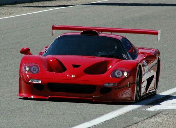 F50 ferrari race edition