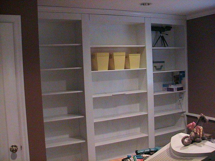 1000 ideas about hidden door bookcase on pinterest for Diy hidden storage