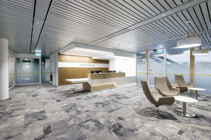 MKDC Workspace Design | Department of Education | Reception