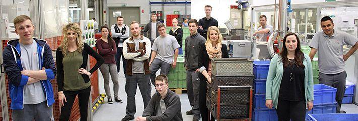 Ausbildung bei WÜSTHOF - Ausbildung zur Industriekauffrau / zum Industriekaufmann
