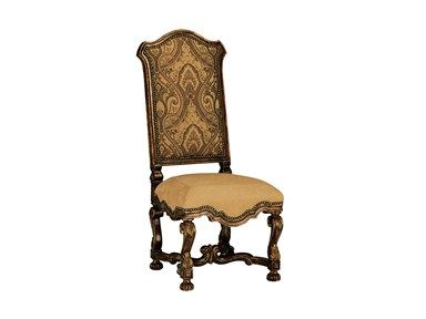 Shop For Marge Carson Segovia Side Chair, And Other Dining Room Chairs At Noel  Furniture In Houston, TX. Traditionally Designed Dining Chair That Will Add  ...