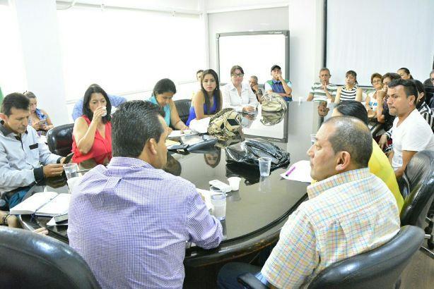 La jornada de descentralización 'Alcaldía trabajando en tu Comuna' beneficiará a los habitantes de la Comuna 8. de Dosquebradas