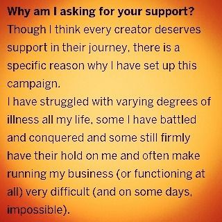 Check out my story (the very short version :) ) my business goals and tonnes of amazing offers (including gift sets mystery packs gift vouchers where you can receive 130% of your pledge 50 savings on year subscriptions etc _ ) on the VelvetVolcano Indiegogo campaign www http://ift.tt/1UXNCOD (clickable link on profile)  Thank you so much to everyone who has contributed so far it means the absolute world :).