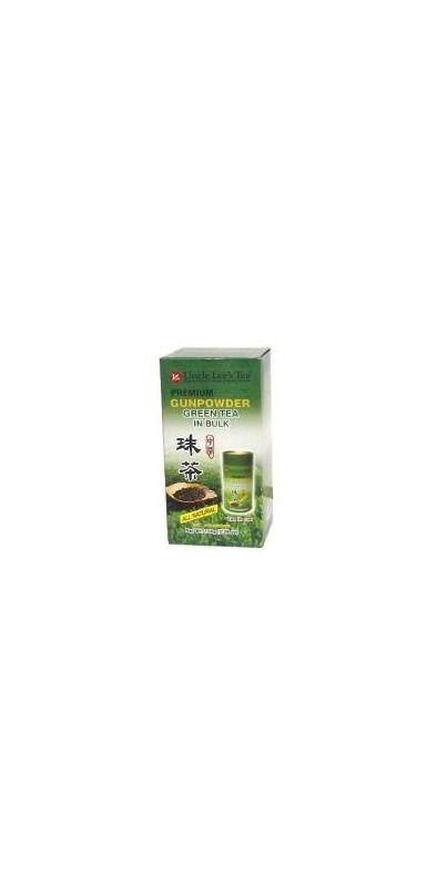 Uncle Lee's Premium Bulk Gunpowder Green Tea