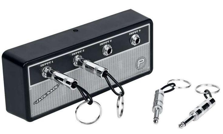 llavero amplificador de guitarra