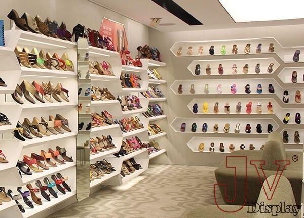 shoes shop decoration design shoe