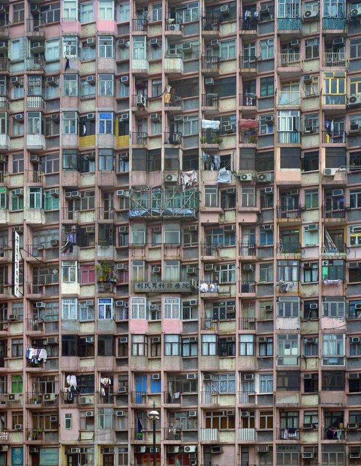 Michael Wolf — Architecture of Density  http://www.weheart.co.uk/2014/02/10/michael-wolf-architecture-of-density/