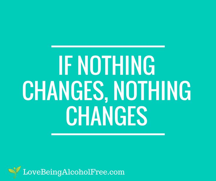 The things we don't confront today become even harder to confront tomorrow. Why not quit drinking alcohol today - you won't regret it!