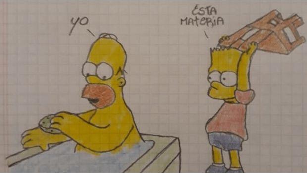 Pin En Simpsons Cartoon