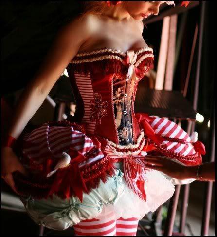 Circus - Making Off | Victoria Frances