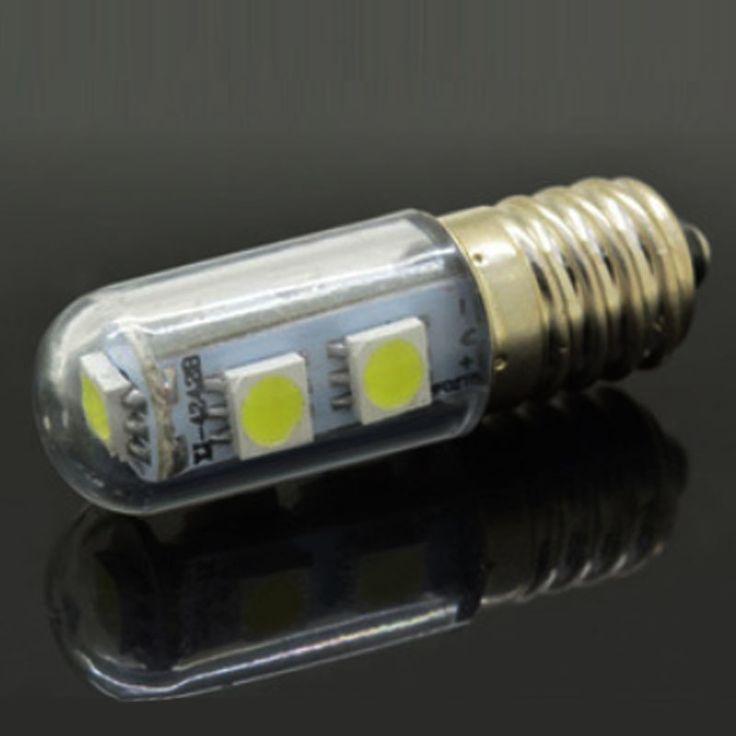 1x Mini E14 Lampu LED 3014 SMD 1.5 W 3 W 5 W 7 W 9 W Lampu Kristal 220 V Spotlight Jagung Umbi Pendant Cahaya Kulkas Kulkas