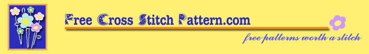 Looks like a very interesting site to get counted cross stitch patterns for free.