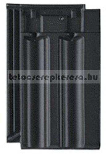 Creaton Rapido fekete matt engóbozott tetőcserép akciós áron a tetocserepkereso.hu ajánlatában