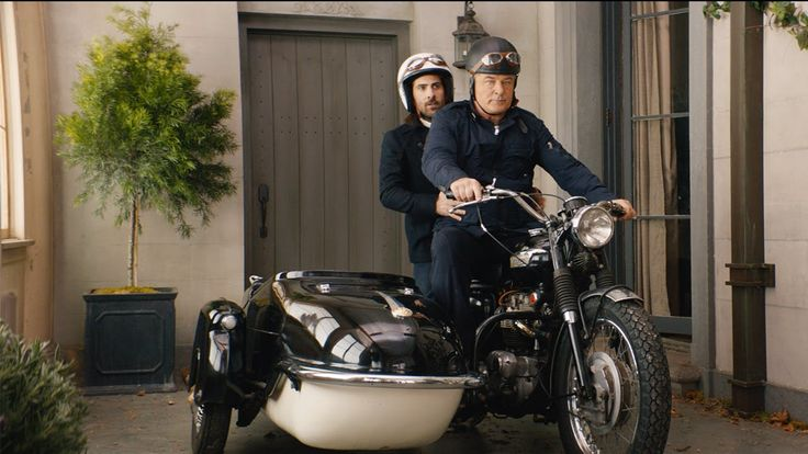 "Amazon Echo: Alec Baldwin and Jason Schwartzman ""Ping Pong"" Commercial- www.theteelieblog.com Look no hands! Amazon Echo serves up all kinds of info like time and traffic with just your voice. Now get in the sidecar. Amazon Echo is designed around you.  #amazonalexa"