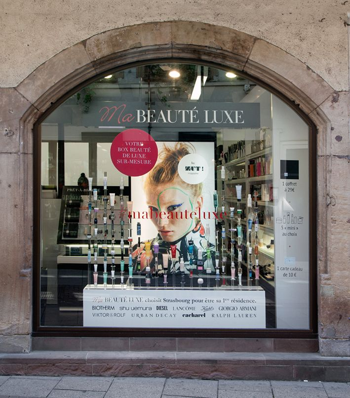 13 best Pop up Store - Ma beauté luxe, Strasbourg images on