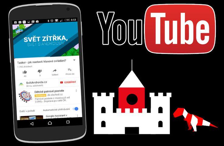 YouTube testuje v aplikaci pro Android tři nové úvodní animace - https://www.svetandroida.cz/youtube-testuje-animace-201703?utm_source=PN&utm_medium=Svet+Androida&utm_campaign=SNAP%2Bfrom%2BSv%C4%9Bt+Androida