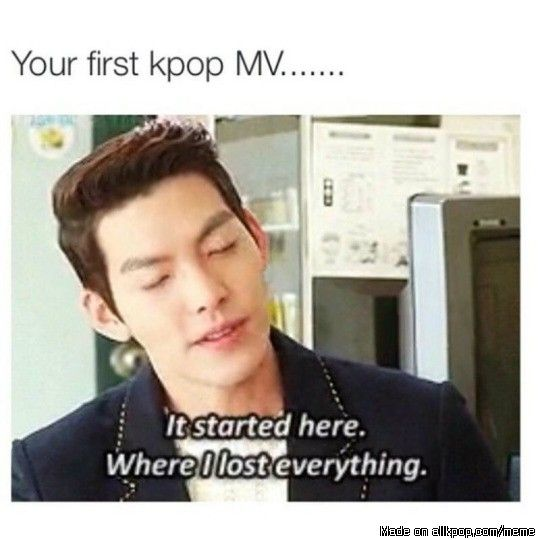 Seventeen adore u was my first KPOP mv. And EXO overdose my Second KPOP mv