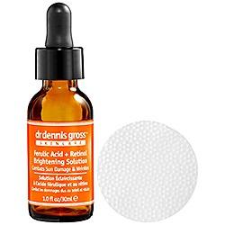 Dr. Dennis Gross Skincare - Ferulic Acid   Retinol Brightening Solution  #sephora