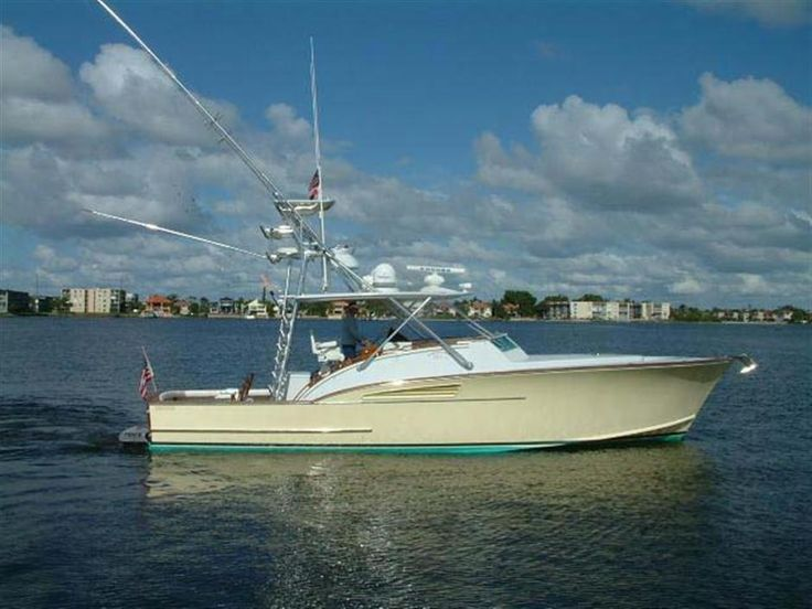 42 39 custom rybovich express sportfish macgregor yachts for Express fishing boats for sale