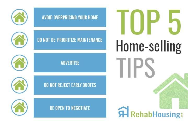 Top5 Home Selling Tips