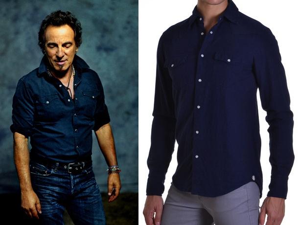 Bruce Springsteen by kamiceria, via Flickr