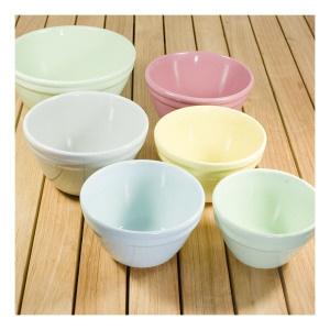 Fowler Ware pudding bowls