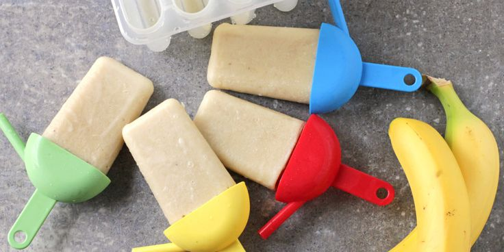 Banana Paletas Recipe - Genius Kitchen