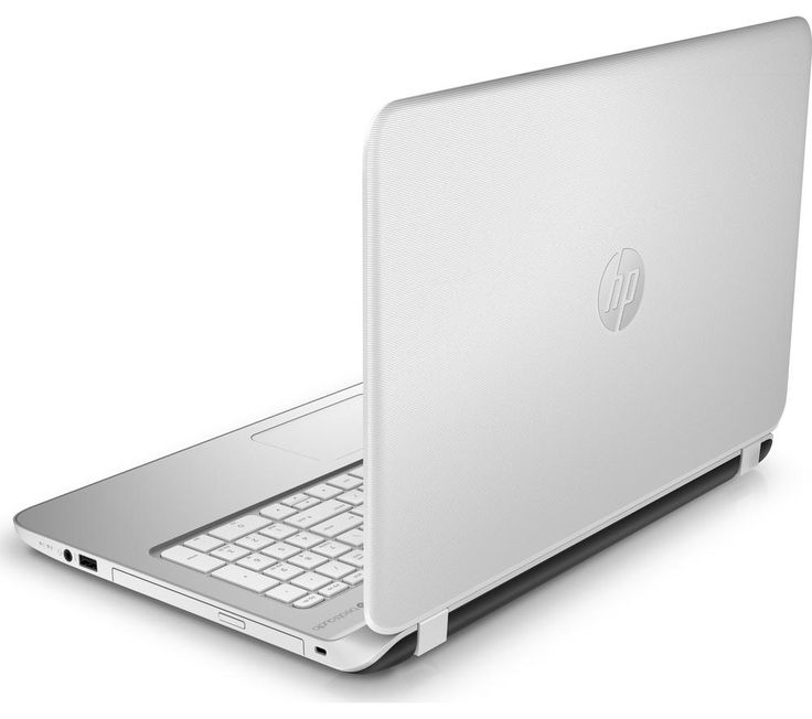 "HP Pavilion 15-p245sa 15.6"" Laptop with Beats Audio - White getting this laptop soon mood:EXCITED!!!"