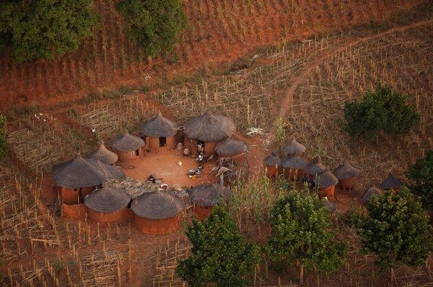 Village near Banfora, Burkina Faso