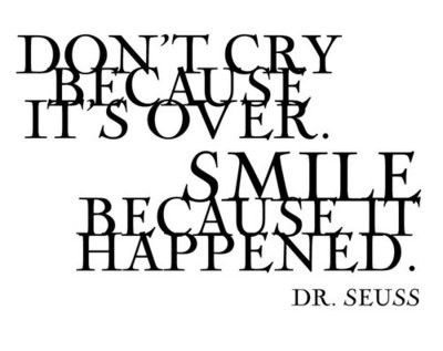 I love Dr Seuss
