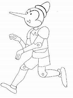 Disegni Da Colorare Gatto E Volpe Pinocchio Disegni Di Natale
