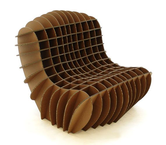 cardboard furniture design. cardboard lounge 1 large bare bones carton furniture in with design w