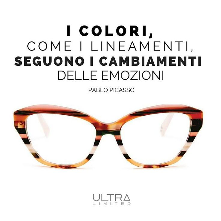 ....E' ora di seguire le vostre emozioni!  Mod. Portofino - Ultra Limted #ultralimited #eyewear #colors #occhiali #glasses #emporioocchialifardin