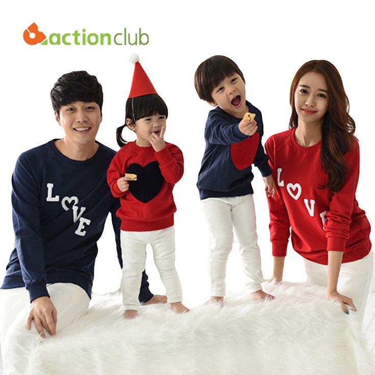 Family Clothing Matching Mother Daughter Clothes 2015 Hot Sales Family Look Long-sleeve Father  And Son Shirts Mother  KU848