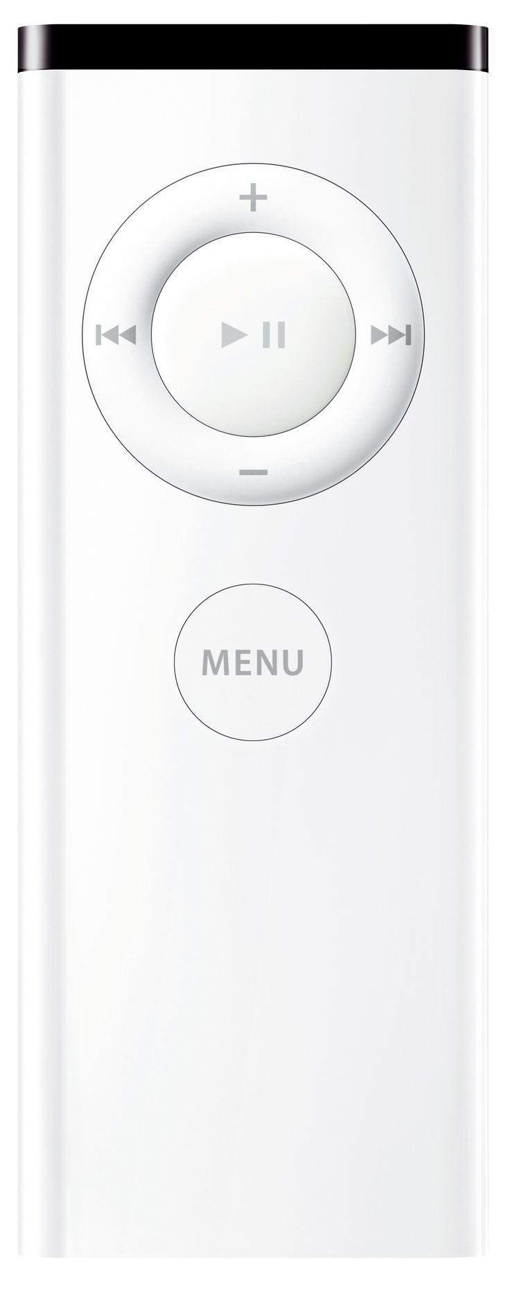 Apple remote control