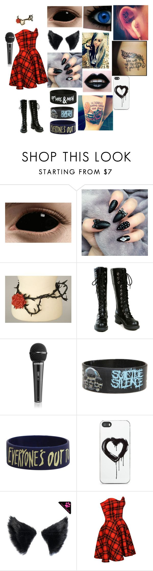 """Jasmine (screamer/singer)"" by aimee-whibley ❤ liked on Polyvore featuring Nana' and Zero Gravity"