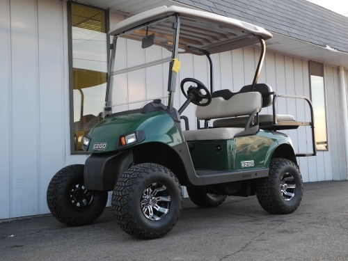 The 25 best golf cart windshield ideas on pinterest golf carts this custom 2009 e z go rxv gas golf cart is perfectly equipped for campground duty and more it is equipped with a 3 inch lift kit folding windshield solutioingenieria Choice Image