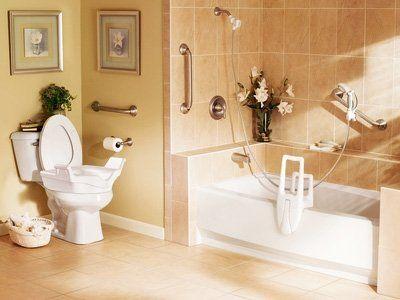 Bath Safety For Seniors