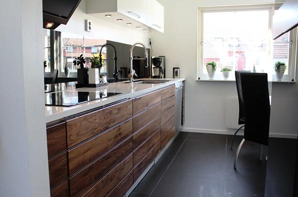 Moderna kök – handtagslösa kök, högblanka kök, moderna kök   HimleKök