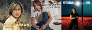 Keith Urban's Albums 'Golden Road,' 'Get Closer' And 'Fuse' To Be Released On Vinyl For First Time Ever This Friday, December 2