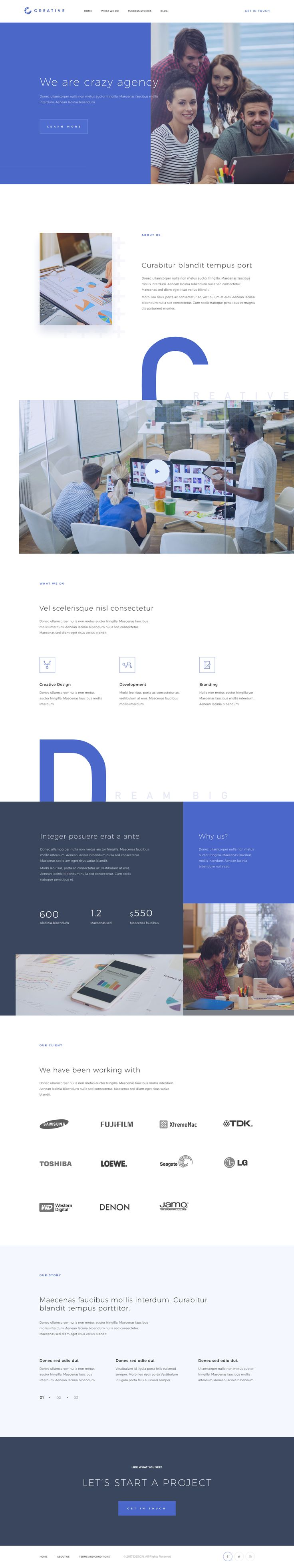 Creatice design