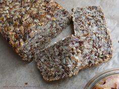 Dobrou chuť: Bezlepkový chléb ze semínek