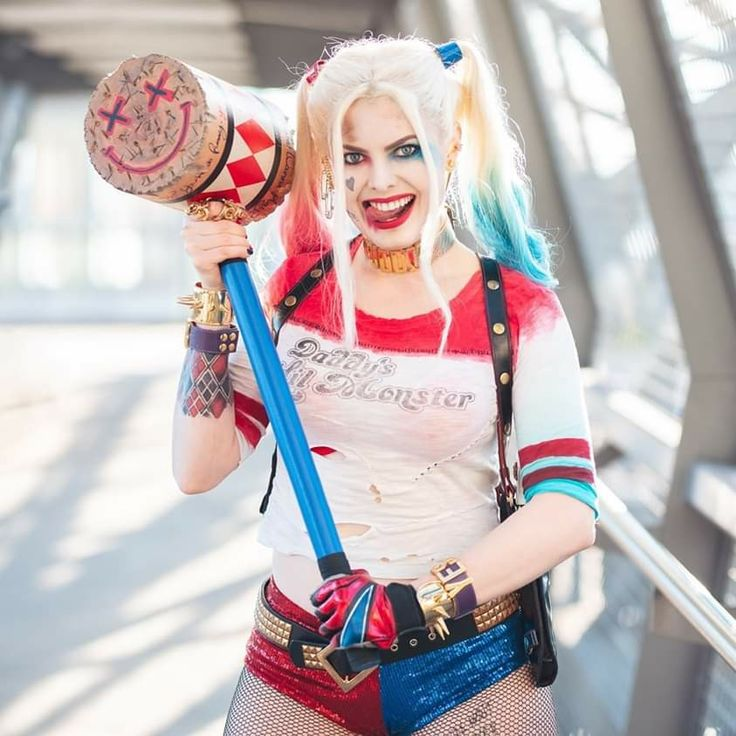 Pin on Harley Quinn - a state of mind