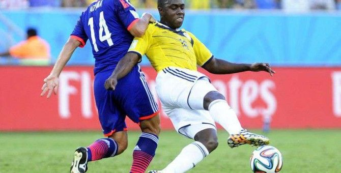 Real Madrid: Eder Balanta, first name for the 2015-2016