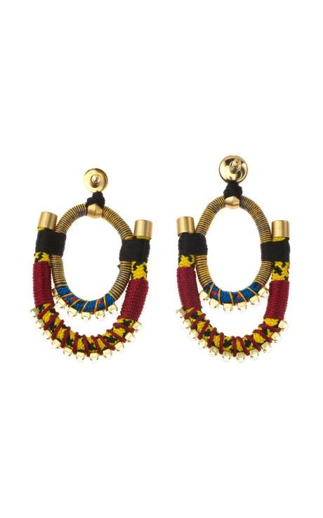 Holst + Lee Frida Earrings at Moda Operandi