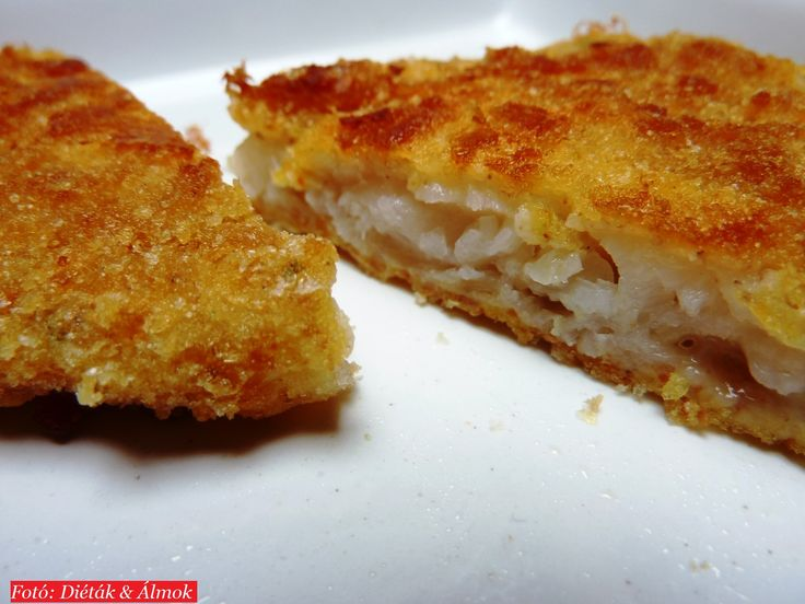 Diétás rántott_hal sütőben