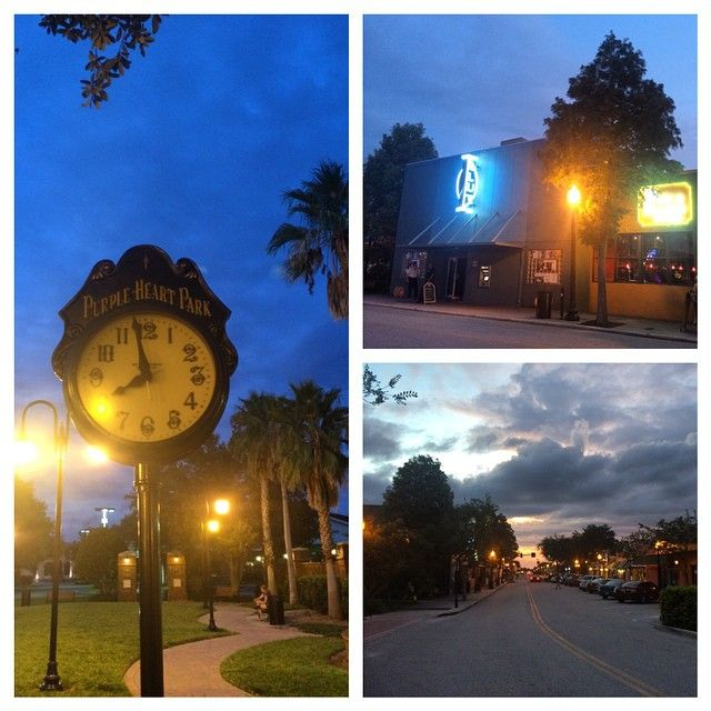 Downtown Dunedin in Dunedin, FL