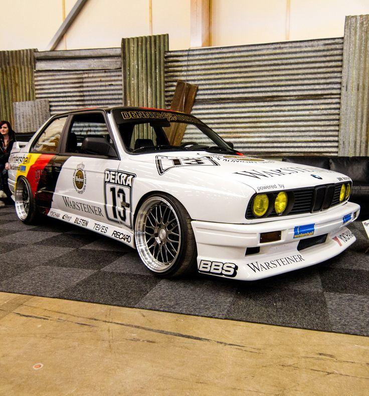 Bmw M3 Motor E30: 352 Best BMW E30 Images On Pinterest
