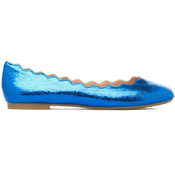 ShoeDazzle Flats Misty Womens Blue ❤ liked on Polyvore featuring shoes, flats, blue, ballet flats, blue ballerina shoes, ballet shoes, ballet pumps and shoedazzle flats